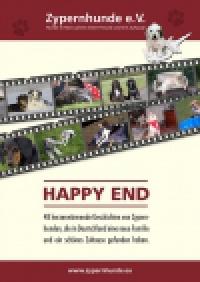 Buch Happy-End-Geschichten (erschienen 2014)